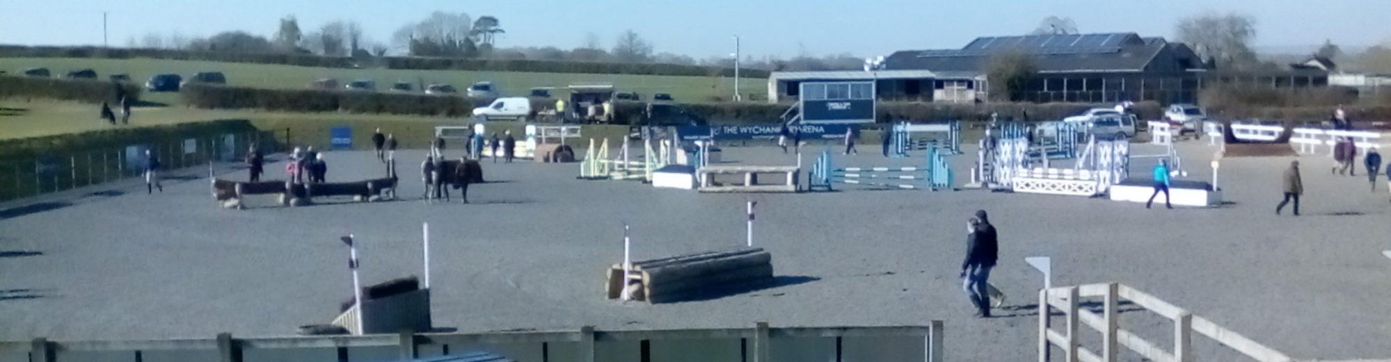 British Riding Clubs Area 12